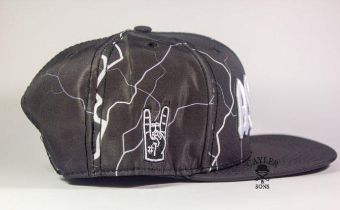 ASAP кепка с молнией украина Cayler Sons snapback молния черный снепбек купить