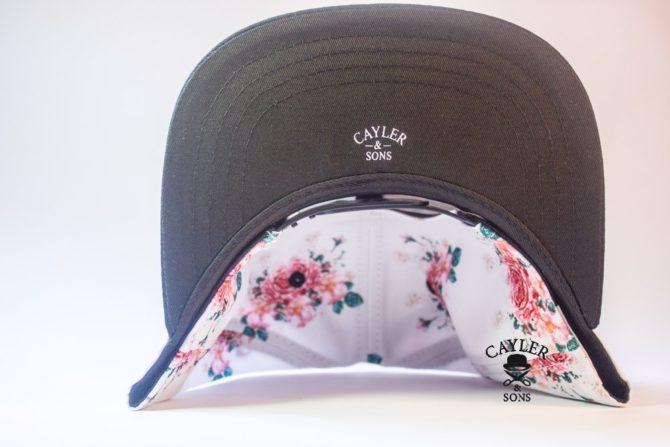 Snapback Cayler and Sons PARIS FUCKIN CITE  кепка с розами цветами купить заказать