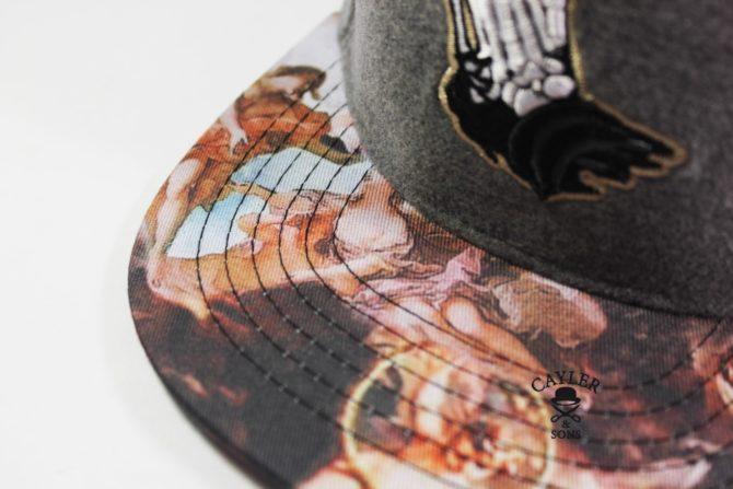 одежда бог господь иисус украина кепки бейсболки snapback FEARGOD 111-10 Cayler and sons