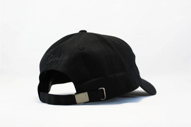 янки реперки кепка бейсболка NY YANKEES black logo small NEW ERA