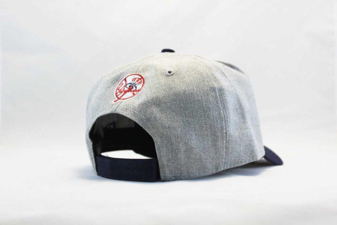 new york репреки кепка yankees бейсболка янкис серая newera