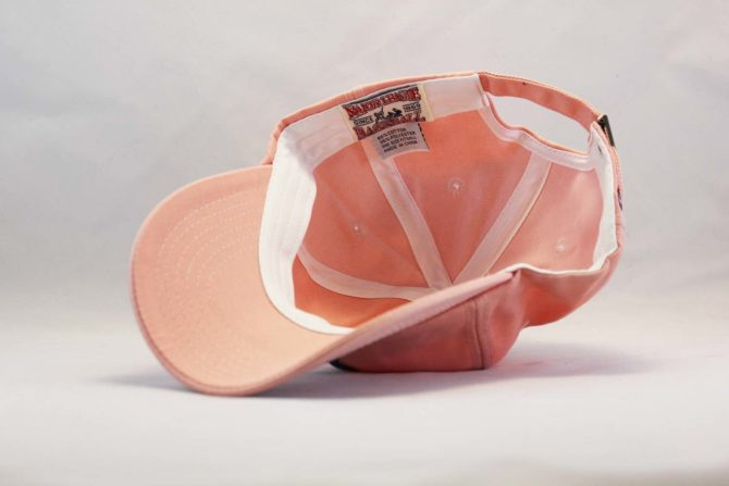 pink USA кепка бейсболка LA New Era Los Angeles pink розовая
