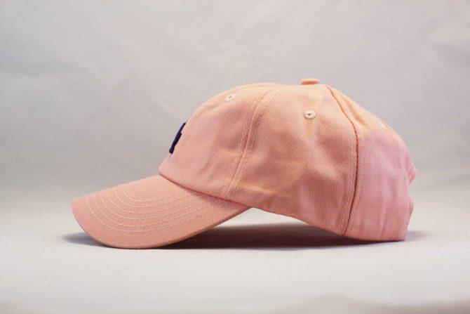 розовый снепбек кепка бейсболка LA New Era Los Angeles pink розовая