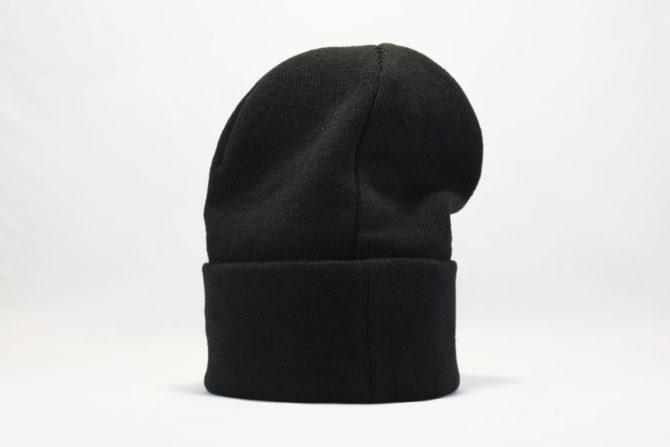 магазин интернет шапка бини VANS ВЭНС off the wall black черная