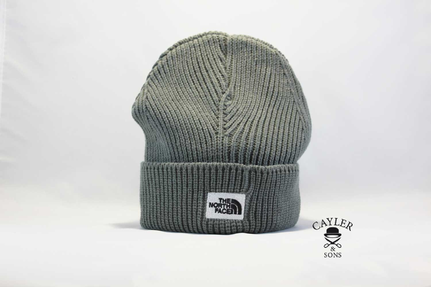 Шапка бини The North Face Beanie серная — Cayler And Sons Украина 8b812be705a0b
