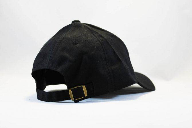 чисто черная кепка бейсболка LA Los Angeles 47 New Era черная на черном