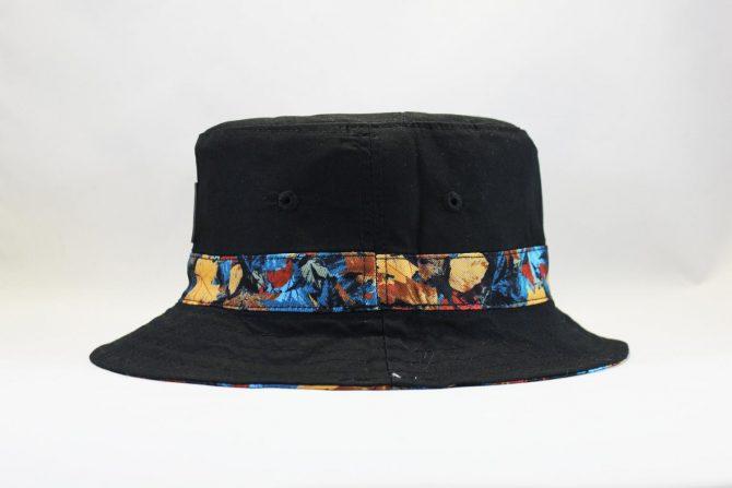 бакет Панама летняя Carhartt черная bucket hat цветная