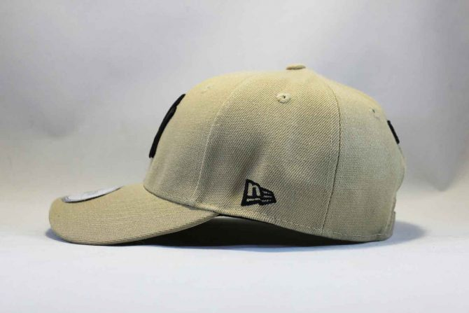 магазин бейсболок бейсболка snapback Yankees New York New Era бежевая купить