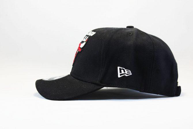 закругленный кепка бейсболка Chicago Bulls New Era 9twenty купить
