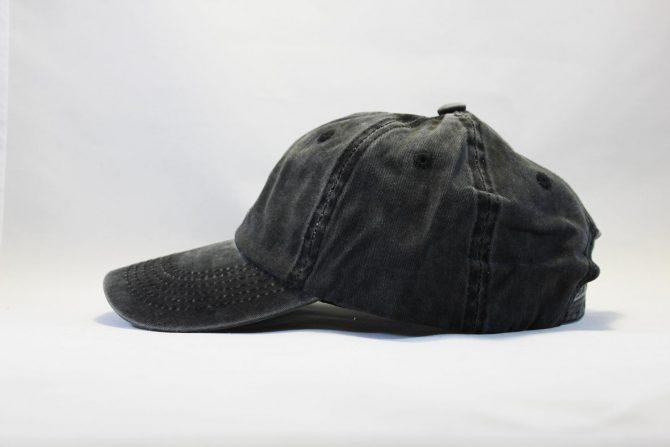 джинсовая бейсболка кепка STUSSY серая купить серый джинс