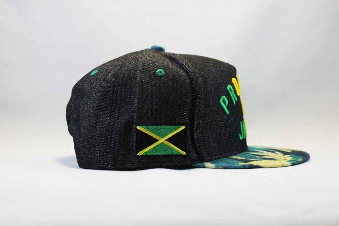 ямайский флаг одежда кепка Snapback Property of Jamaica Cayler and Sons бейсболка купить