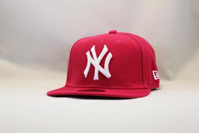 кепка snapback NY Yankees New York Pink Розовая купить Украина